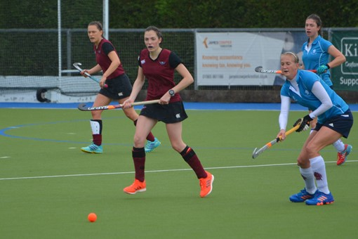Ladies' 2s v Epsom 005