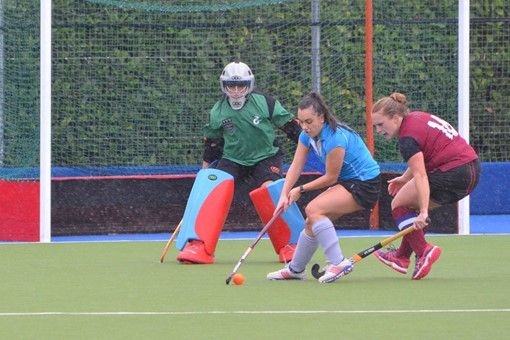 Ladies' 2s v Epsom 006