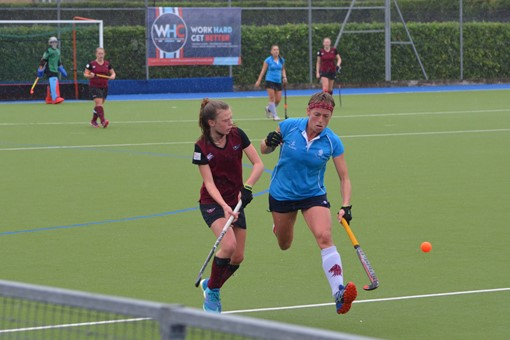 Ladies' 2s v Epsom 007
