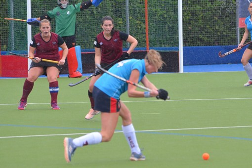 Ladies' 2s v Epsom 008