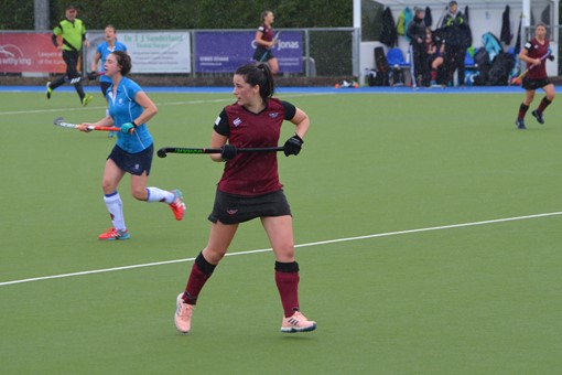 Ladies' 2s v Epsom 009