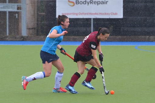 Ladies' 2s v Epsom 011