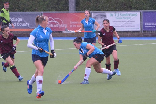 Ladies' 2s v Epsom 012