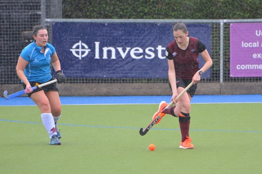 Ladies' 2s v Epsom 014