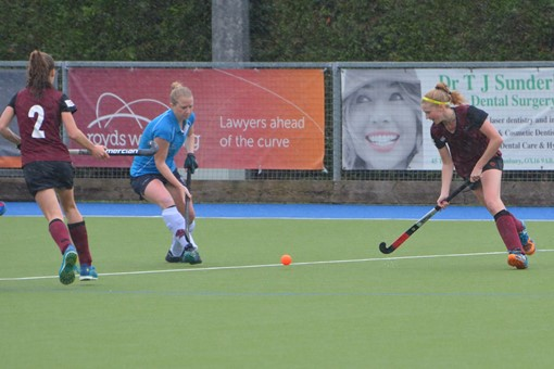 Ladies' 2s v Epsom 016