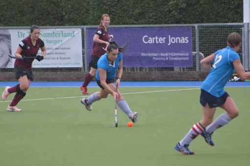 Ladies' 2s v Epsom 017