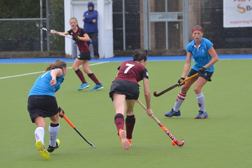 Ladies' 2s v Epsom 018