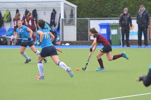 Ladies' 2s v Epsom 019
