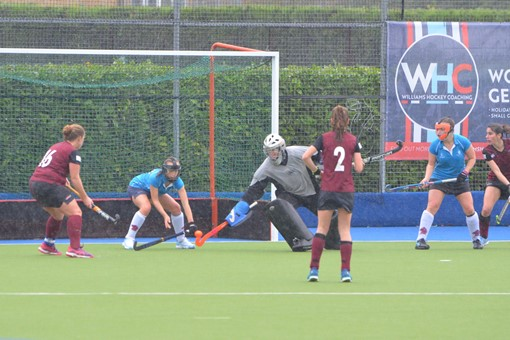 Ladies' 2s v Epsom 020