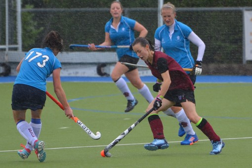 Ladies' 2s v Epsom 021