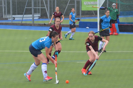 Ladies' 2s v Epsom 024