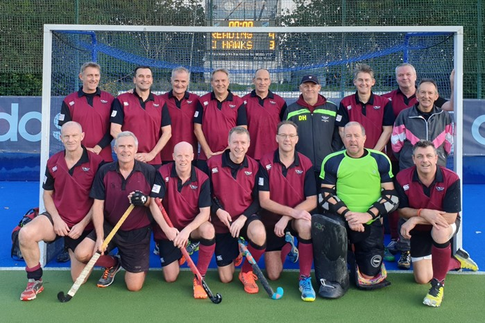 Oxford Hawks Supervets - Men over 50 001