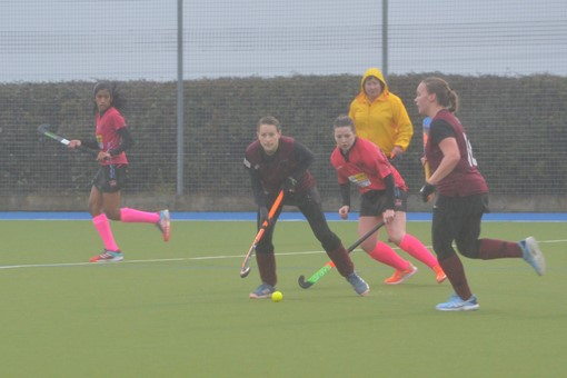 Ladies' 3s v Slough 002