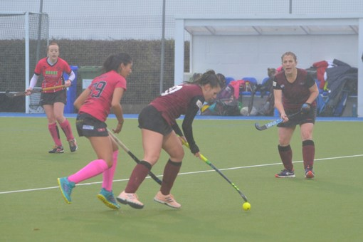 Ladies' 3s v Slough 006