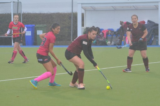 Ladies' 3s v Slough 007