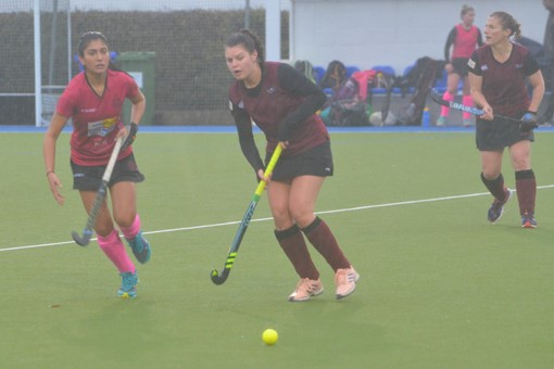 Ladies' 3s v Slough 009