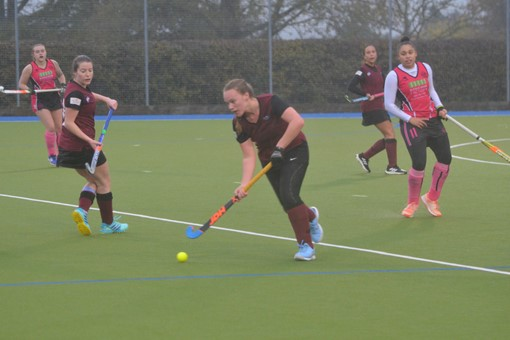 Ladies' 3s v Slough 010