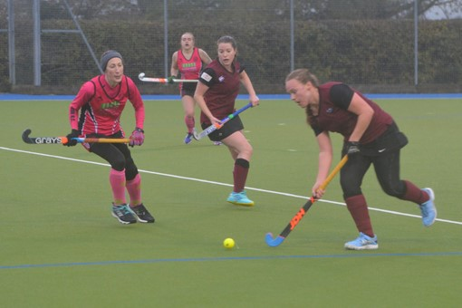 Ladies' 3s v Slough 011