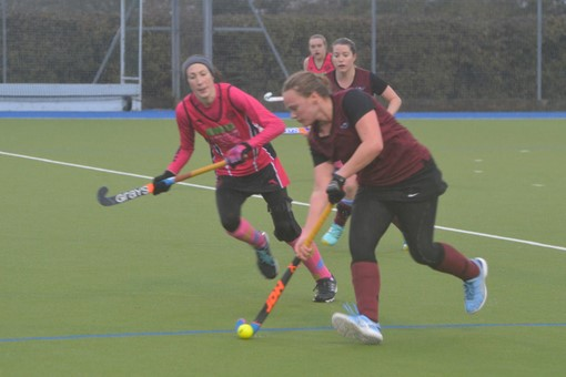 Ladies' 3s v Slough 012
