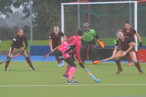 Ladies' 3s v Slough 013