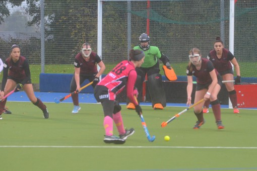 Ladies' 3s v Slough 014
