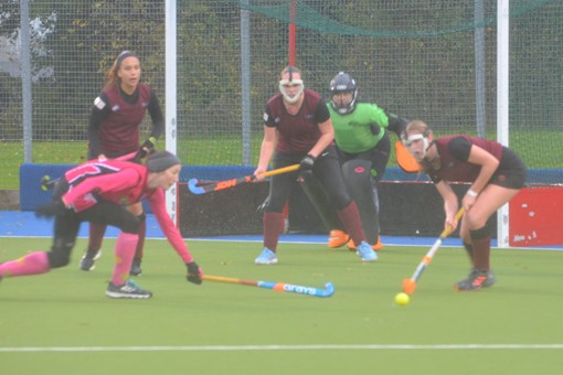 Ladies' 3s v Slough 015
