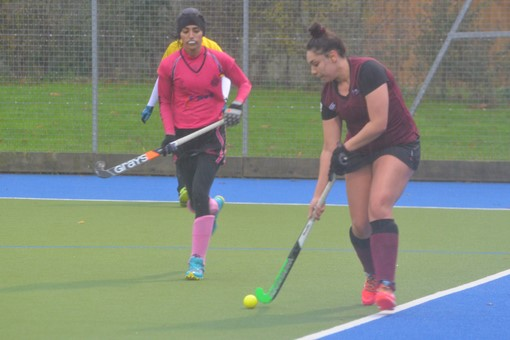 Ladies' 3s v Slough 017
