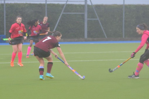 Ladies' 3s v Slough 018