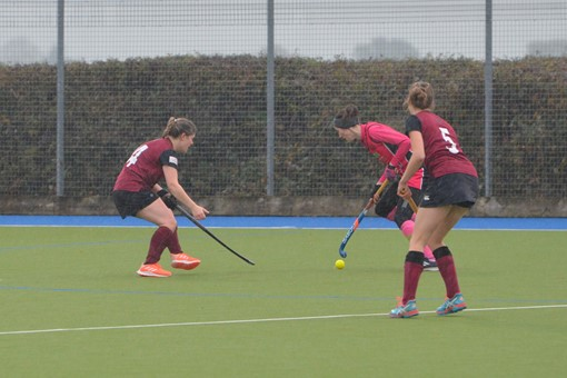 Ladies' 3s v Slough 019