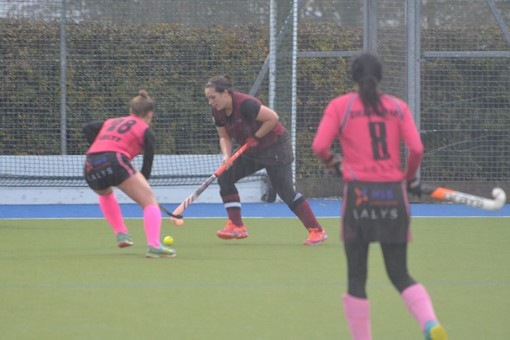 Ladies' 3s v Slough 020