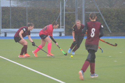 Ladies' 3s v Slough 025