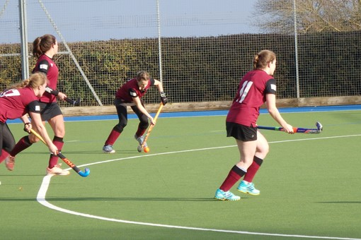 Ladies' 3s v Wallingford 002