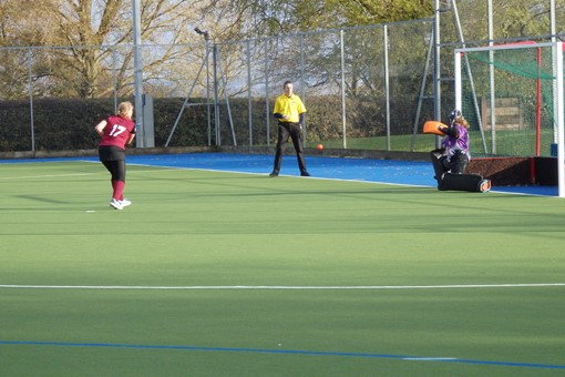 Ladies' 3s v Wallingford 005