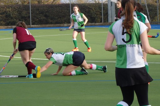 Ladies' 3s v Wallingford 007