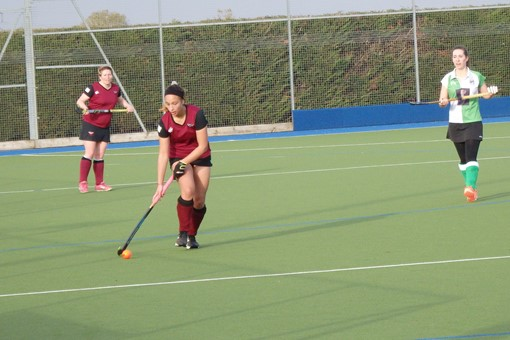 Ladies' 3s v Wallingford 010
