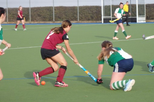 Ladies' 3s v Wallingford 011