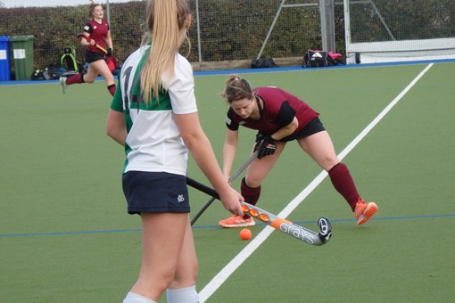 Ladies' 3s v Wallingford 014