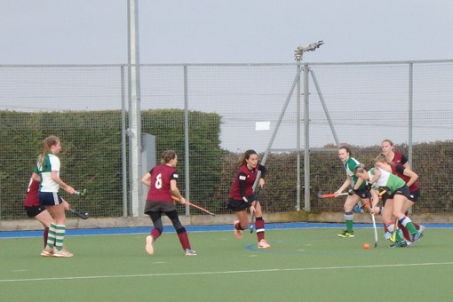 Ladies' 3s v Wallingford 016
