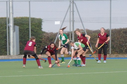 Ladies' 3s v Wallingford 017