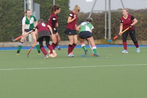 Ladies' 3s v Wallingford 019
