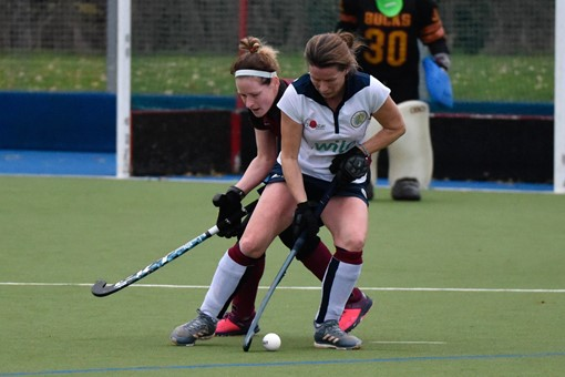 Ladies' Over 35s v  Olton & West Warwick 039