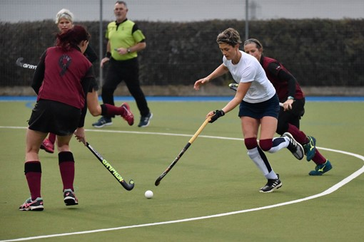 Ladies' Over 35s v  Olton & West Warwick 047