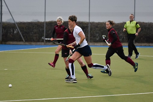 Ladies' Over 35s v  Olton & West Warwick 048