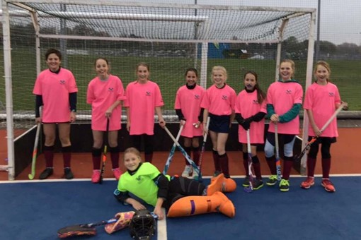 U12 Girls at Oxford festival 003