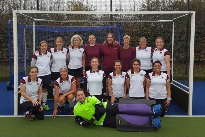 Ladies' O45s v Bretforton Nov 2019 001
