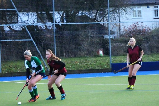Ladies' 7s v Wallingford 009