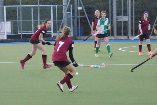 Ladies' 7s v Wallingford 020