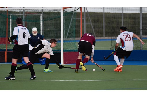 Men's 5s v West Hampstead 004