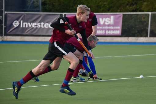 Men's 5s v West Hampstead 010