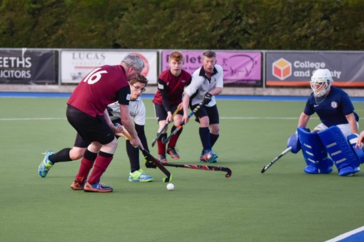 Men's 5s v West Hampstead 023